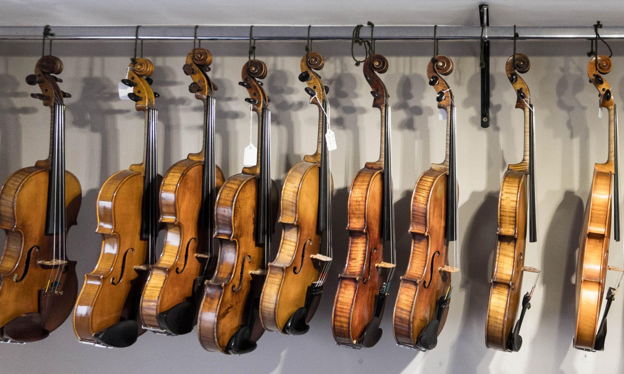 Martins Violins